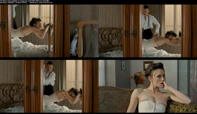 Dangerous scenes method nude knightley keira