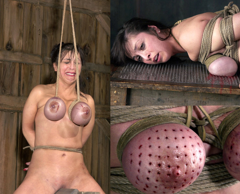 Madison goode device bondage