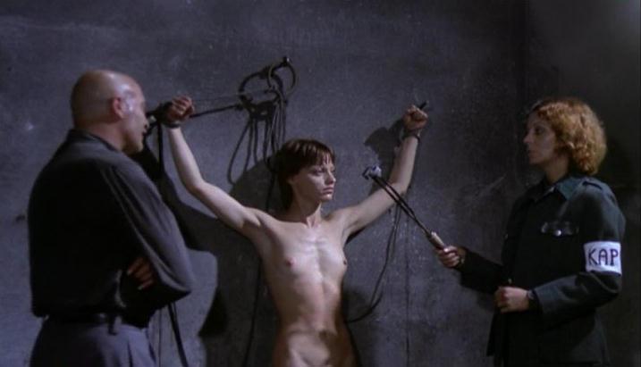 Гестапо порнофильмы про застенки